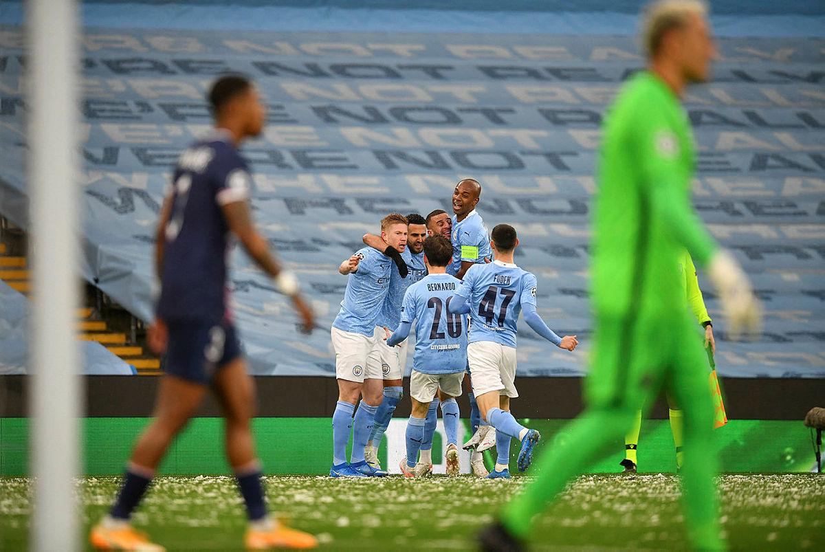 """VIDEO/ Ndeshje perfekte dhe finalja e parë në histori, Manchester City """"çmonton"""" PSG"""