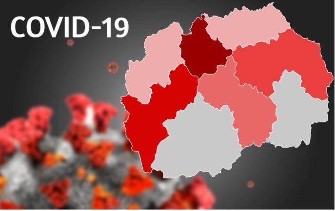 24 viktima nga Covid-19 në Maqedoni, më shumë të shëruar se të infektuar