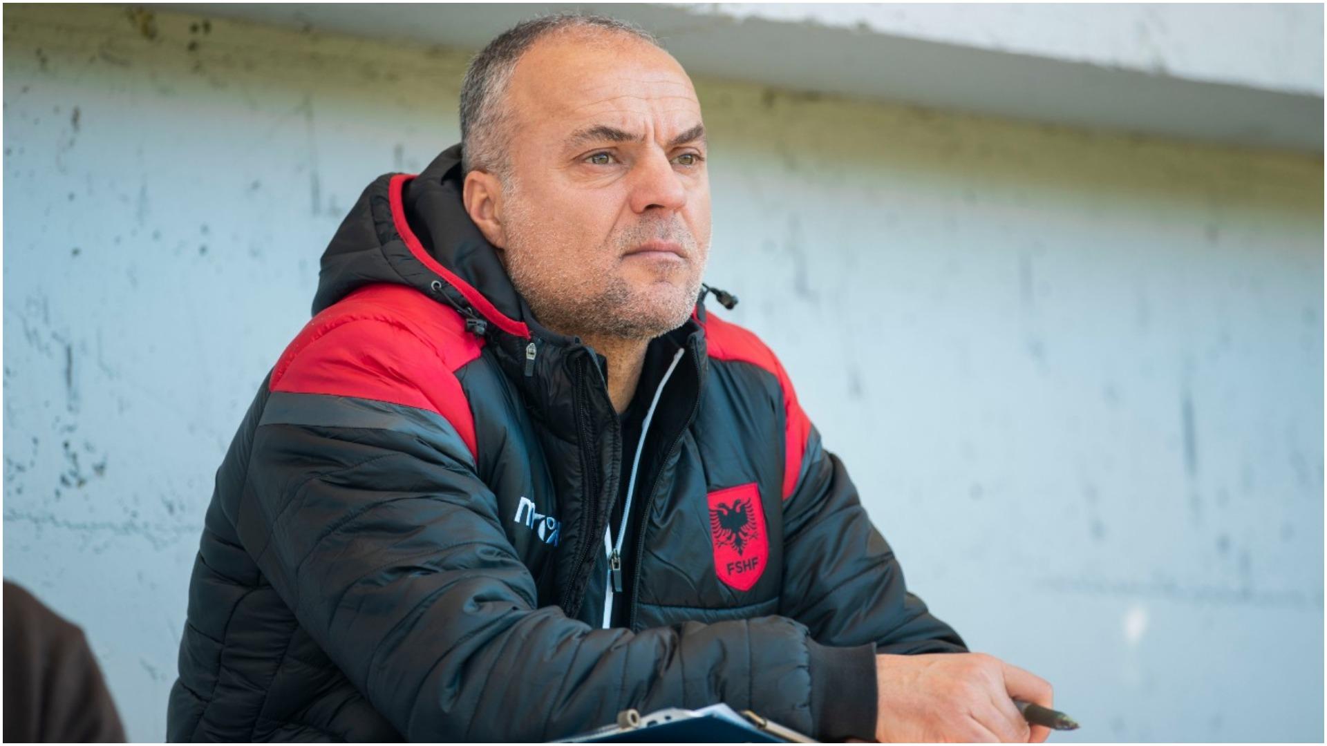 Nesër betejë me të rinjtë e Kukësit, Cungu grumbullon Shqipërinë U19