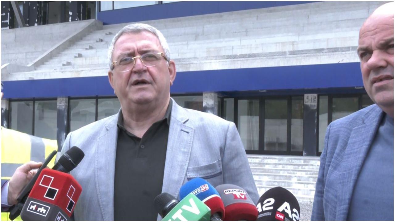 Duka: Jam i surprizuar nga punimet, stadiumi i Kukësit gati në shtator