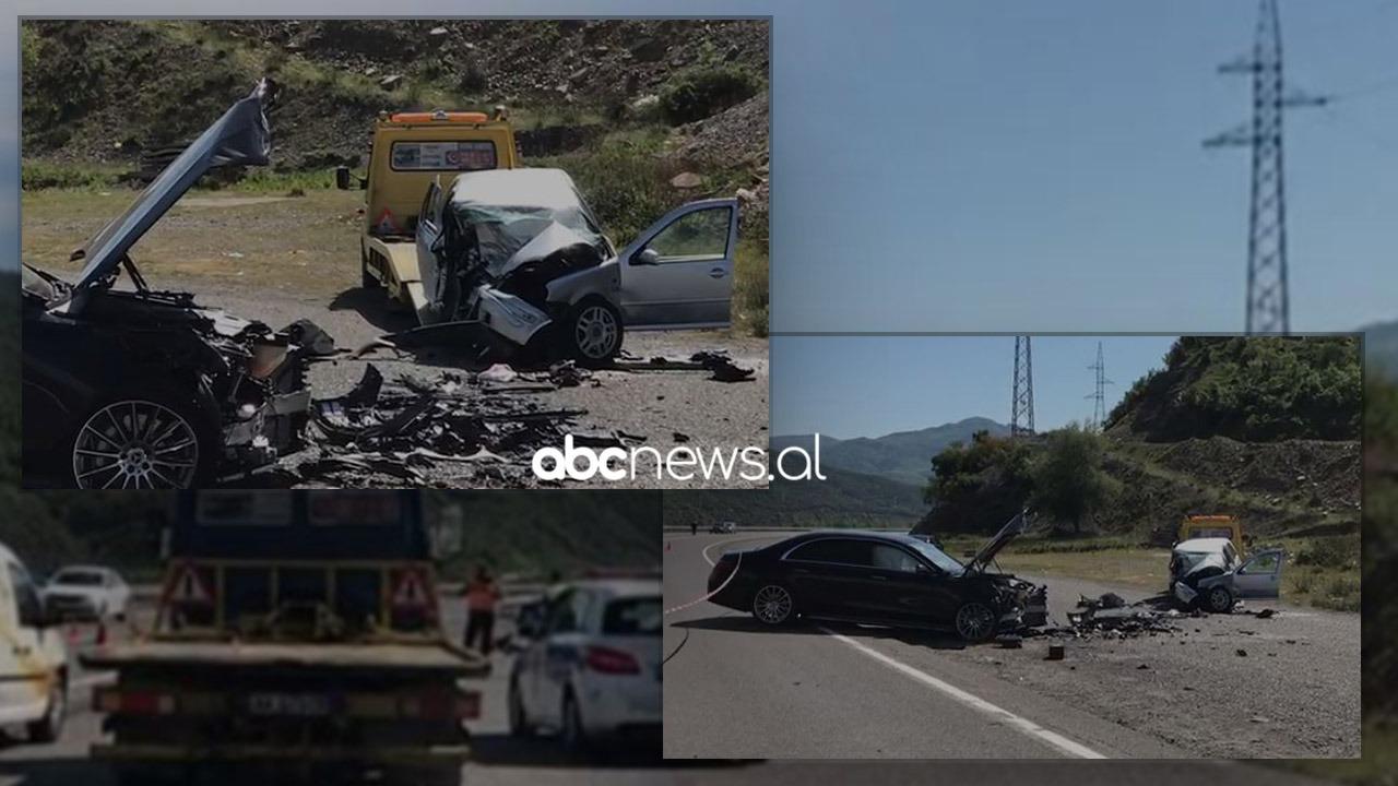 VIDEO/ Makinat u kthyen në kanoçe, dalin pamjet e aksidentit tragjik në Milot