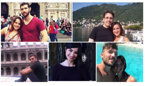 Çifte të reja dhe familje, kush janë viktimat e tragjedisë në Itali