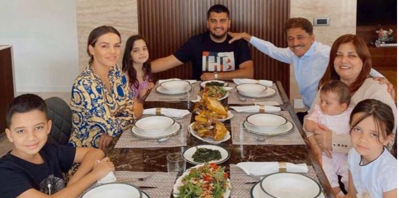 """""""O Buna e gjyshit"""", Sabri Fejzullahu i bën mbesës dedikimin emocionues për ditëlindje"""