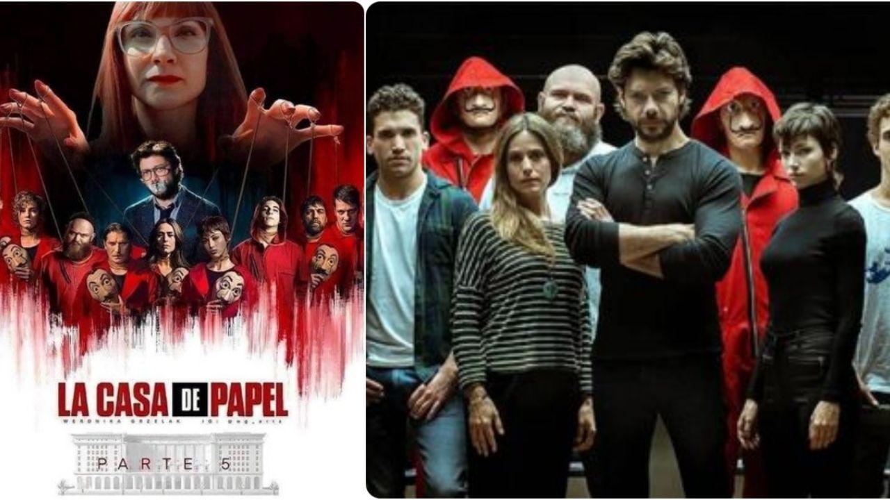 """Del traileri i """"La Casa de Papel"""", Netflix zbulon datën e premierës, çfarë do të ndodhë me serialin"""