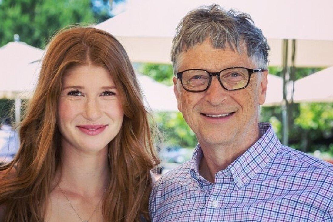Vajza e Bill Gates flet për herë të parë pas lajmit për ndarjen e prindërve të saj