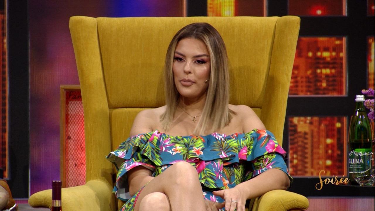 Anxhela Peristeri tregon për dy të dashuruar në Eurovizion dhe kush u marros pas saj