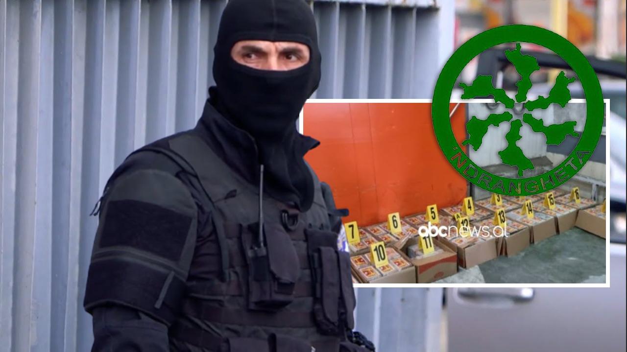 """Media italiane: 400 kg kokainë që u sekuestrua në Kosovë ishte e """"Ndrangheta""""-s"""