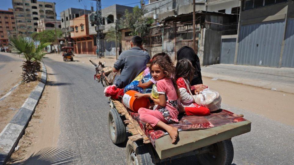 Bombardimet izraelite në Gaza, mes viktimave 10 anëtarë të një familje palestineze