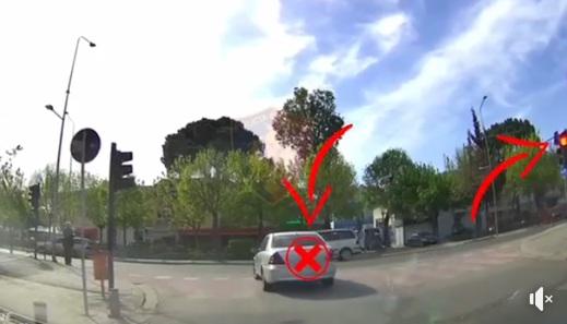 VIDEO/ Nxitimi ndëshkon, si e pësuan 106 shoferë brenda ditës