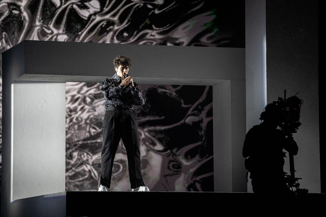 """Shkëlqeu në """"Eurovision"""", Gjon's Tears është frymëzuar nga këngëtarja e njohur shqiptare"""