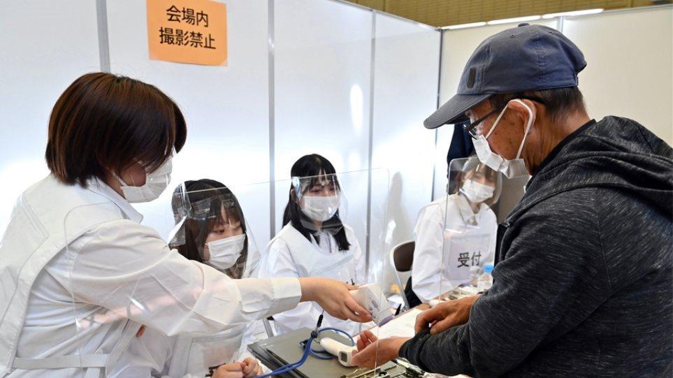 30% e punonjësve shëndetësorë janë vaksinuar kundër Covid-19 në Japoni