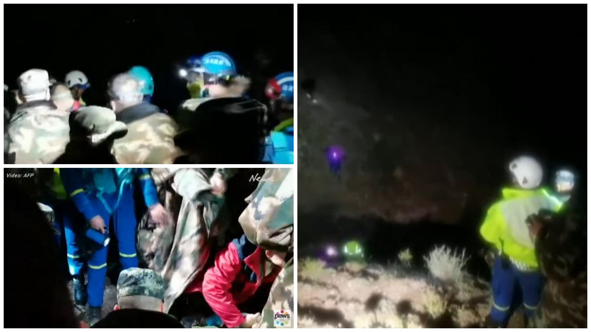 VIDEO/ Maratonistët i zë stuhia mes maleve të Kinës, 21 viktima dhe dhjetëra të humbur