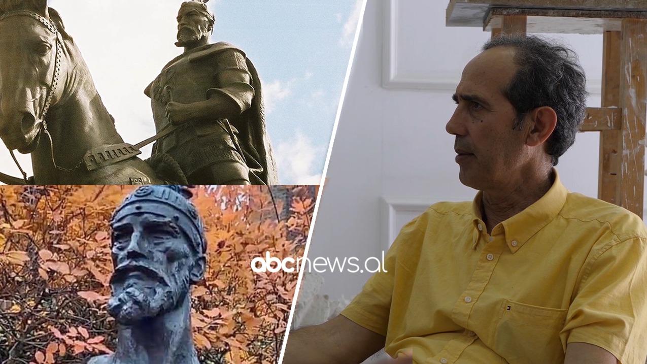 Nga Skënderbeu në Londër te Nënë Tereza në SHBA, skulptori rrëfen planet: Jeta mes dy periudhave