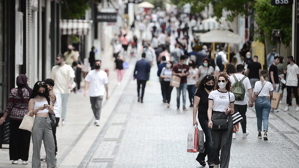 Greqia regjistron 2,167 raste të reja dhe 55 humbje jete në 24 orë