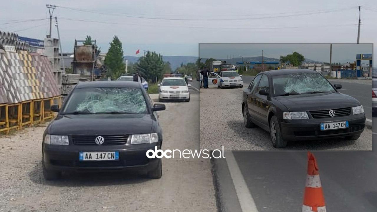 Makina përplas 15-vjeçarin në Lezhë