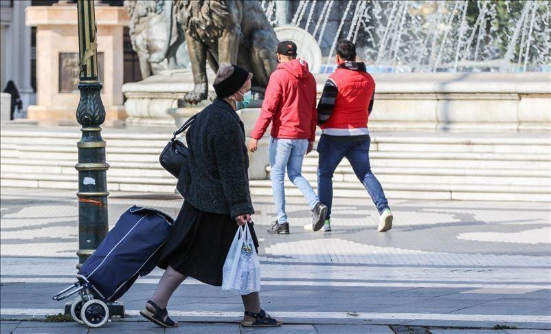 26 humbje jete në Maqedoninë e Veriut dhe 171 raste të reja me koronavirus
