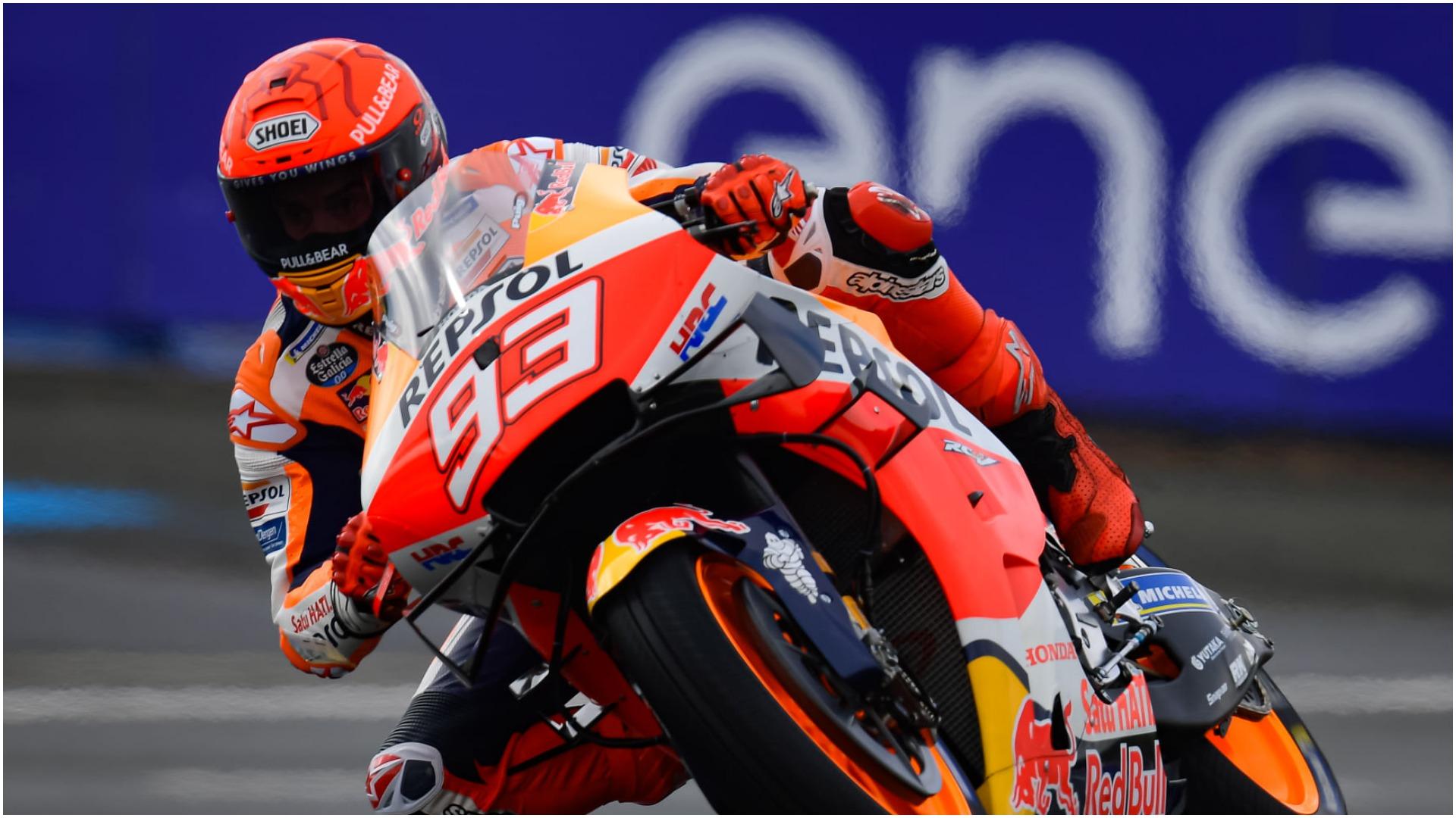 """Miller """"mbret"""" në garën e Francës, Marquez e tradhton motori në kthesë"""