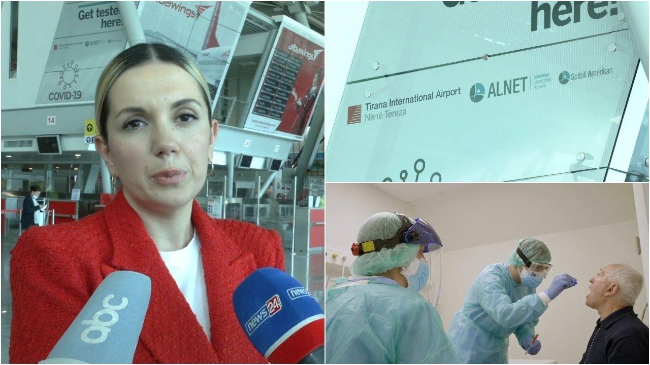 ALNET ofron testin anti-Covid në Rinas, përgjigja del në kohë rekord