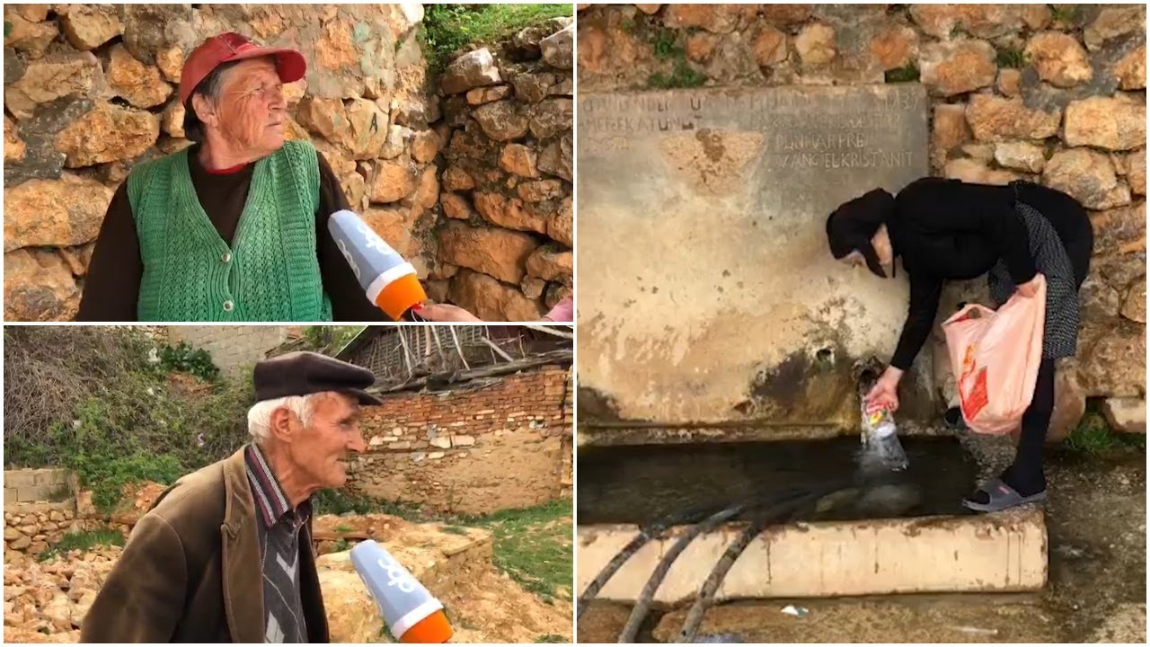 Alarupi pa ujë, 600 banorë të fshatit me një çezmë