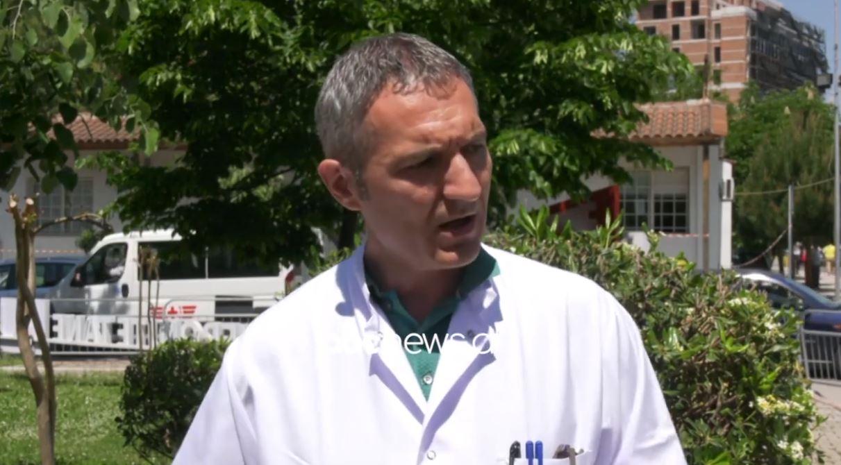 Zbrazet Infektivi, 30 të shtruar me Covid, mjeku: Nuk ka pacientë në moshë të re