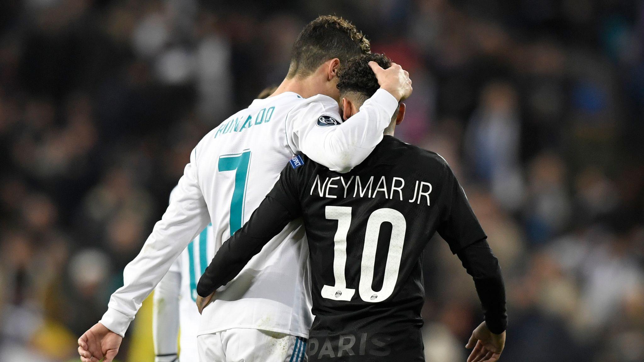 Neymar: Ëndrra ime Kupa e Botës, dua të luaj me Cristiano Ronaldon