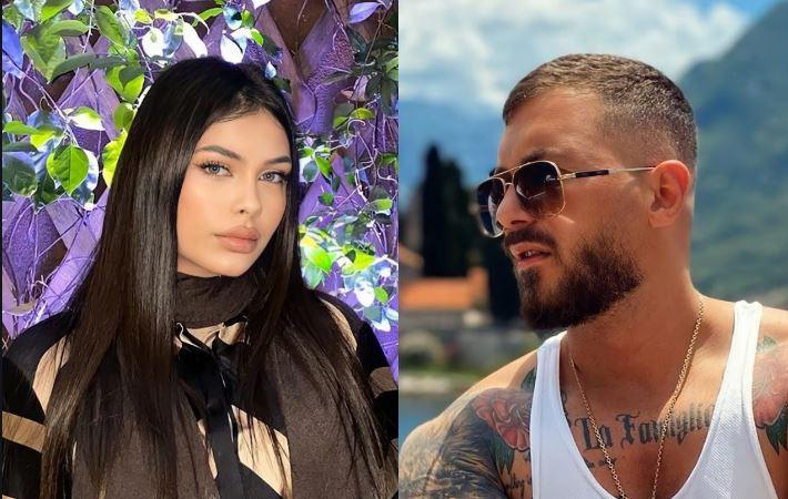 Momente romantike në mesnatë, vajza e Niko Peleshit publikon videon nga makina me Romeon