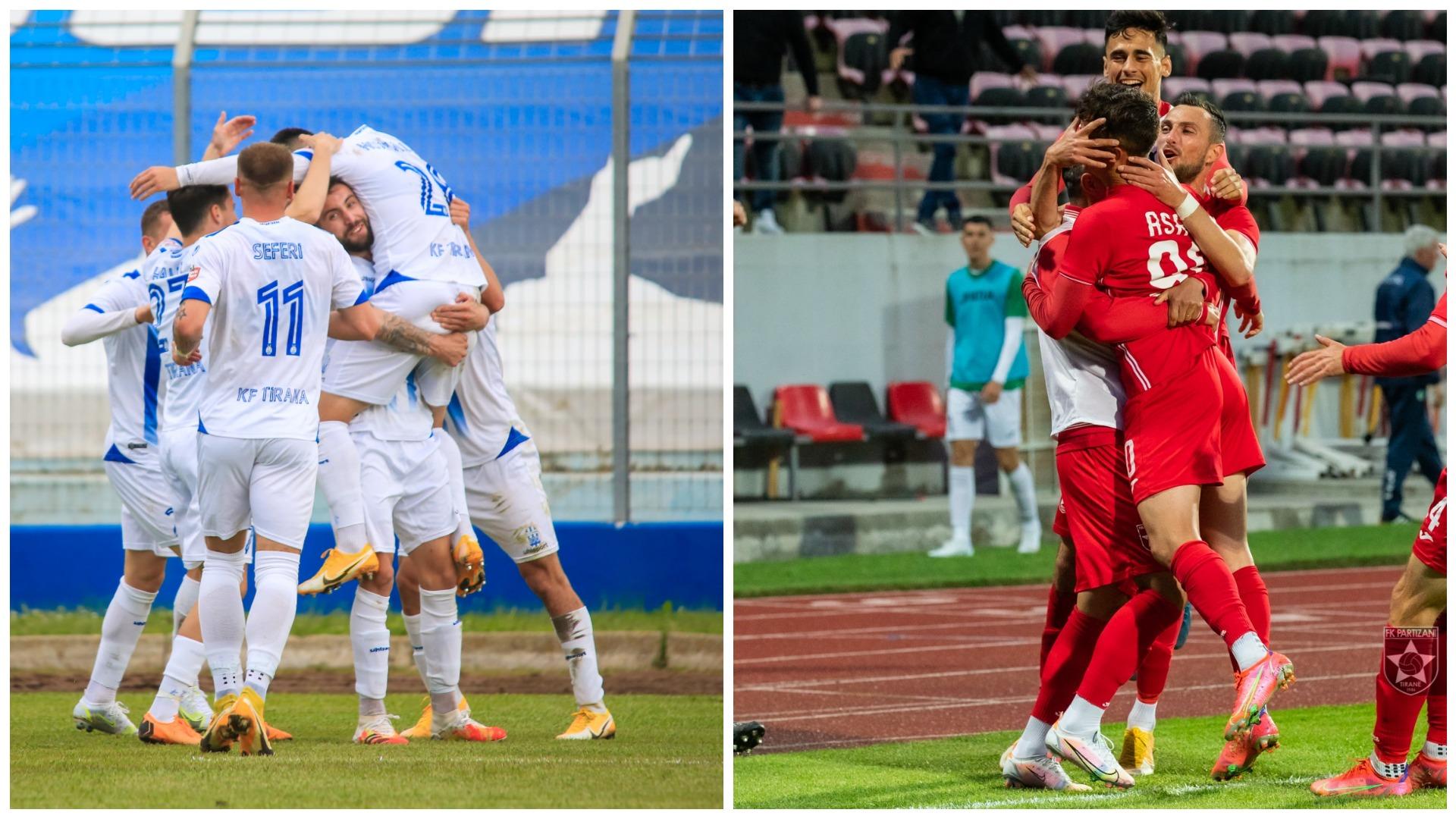 Seferi te Tirana edhe sezonin e ardhshëm, te Partizani konfirmohet largimi i dytë