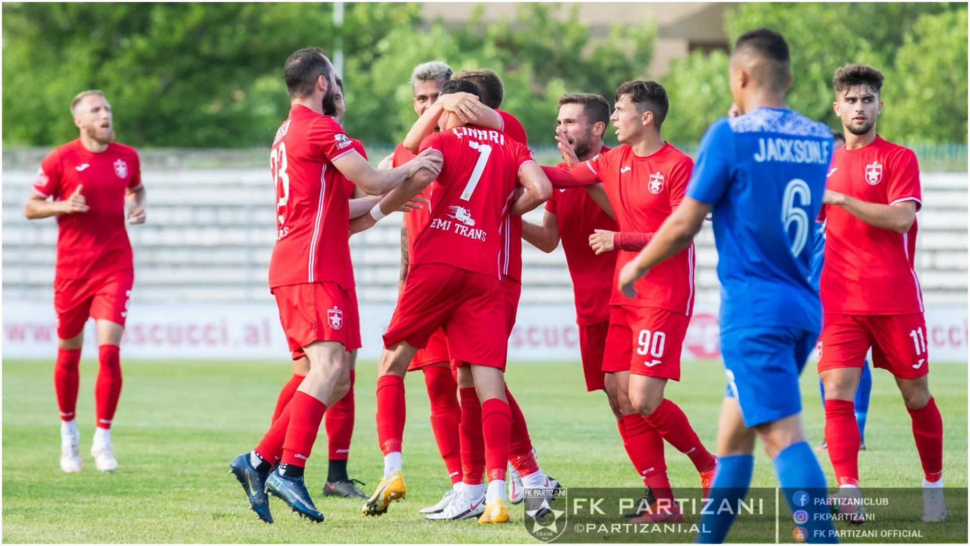 Zyrtare: Goditje e madhe e Partizanit, firmos ish-kapiteni i Apolonisë