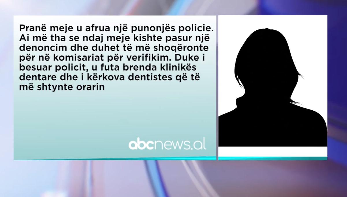 Polici në Lezhë tentoi ta përdhunojë, ABC zbardh dëshminë e minorenes: Me tha që isha denoncuar