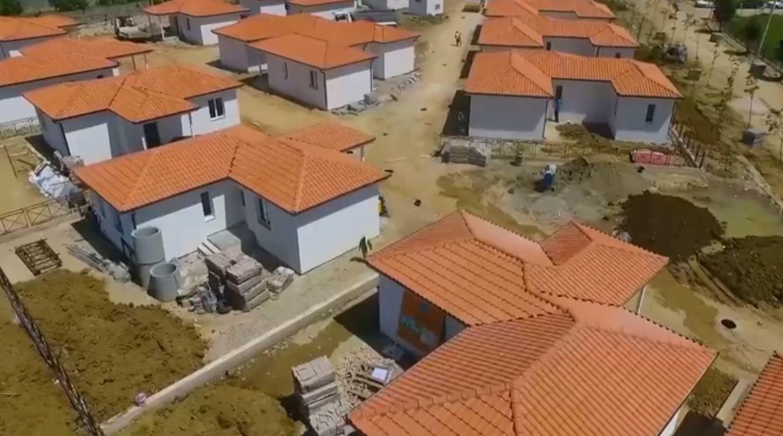 Rindërtimi, Rama poston video nga Vaqarri