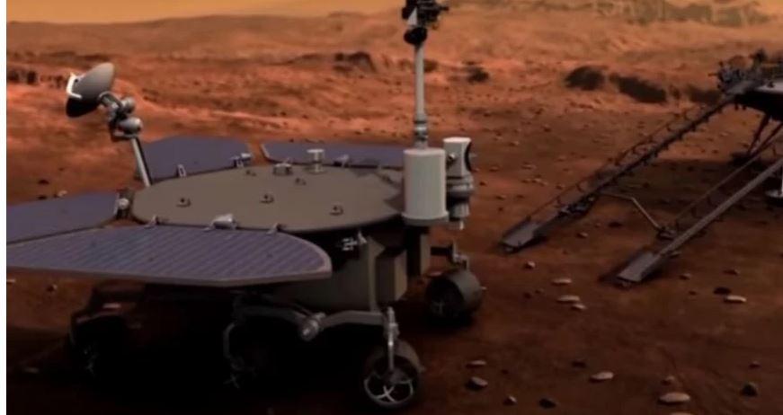 Sukses i rëndësishëm për Kinën: Ulet në Mars një robot pa pilot