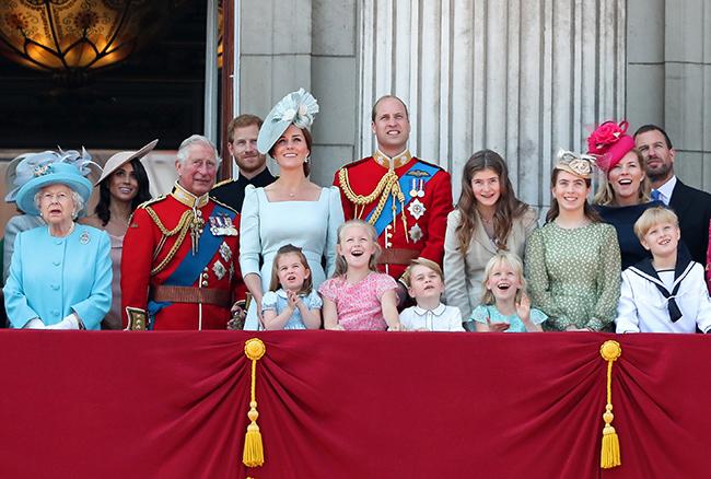 Pallati Mbretëror jep lajmin e bukur: Një tjetër bebe po vjen