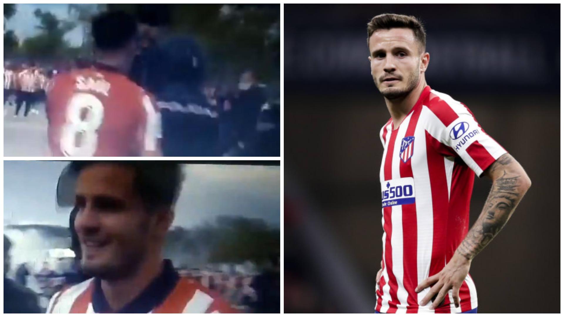 VIDEO/ Forcat speciale gati ta zhdëpnin, Saul shpëton tifozin e Atleticos