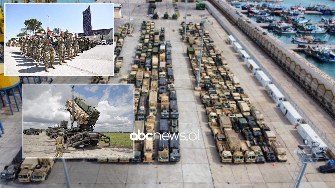 FOTO/ Nga raketat e famshme te helikopterët, çfarë armatimi sollën amerikanët në Shqipëri