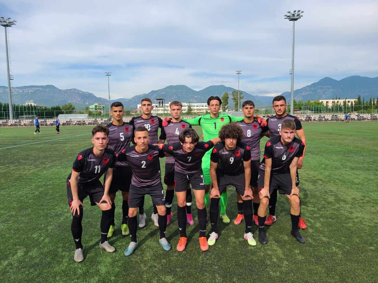 Testi miqësor, Shqipëria e Armando Cungut mposht Tiranën U21