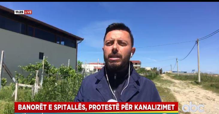 Banorët e Spitallës, protestë për kanalizimet