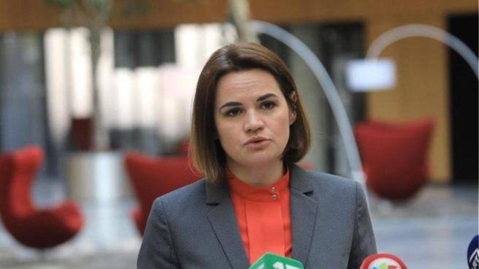 Arrestimi i gazetarit, udhëheqësja e opozitës: Lukashenko kaloi vijën e kuqe