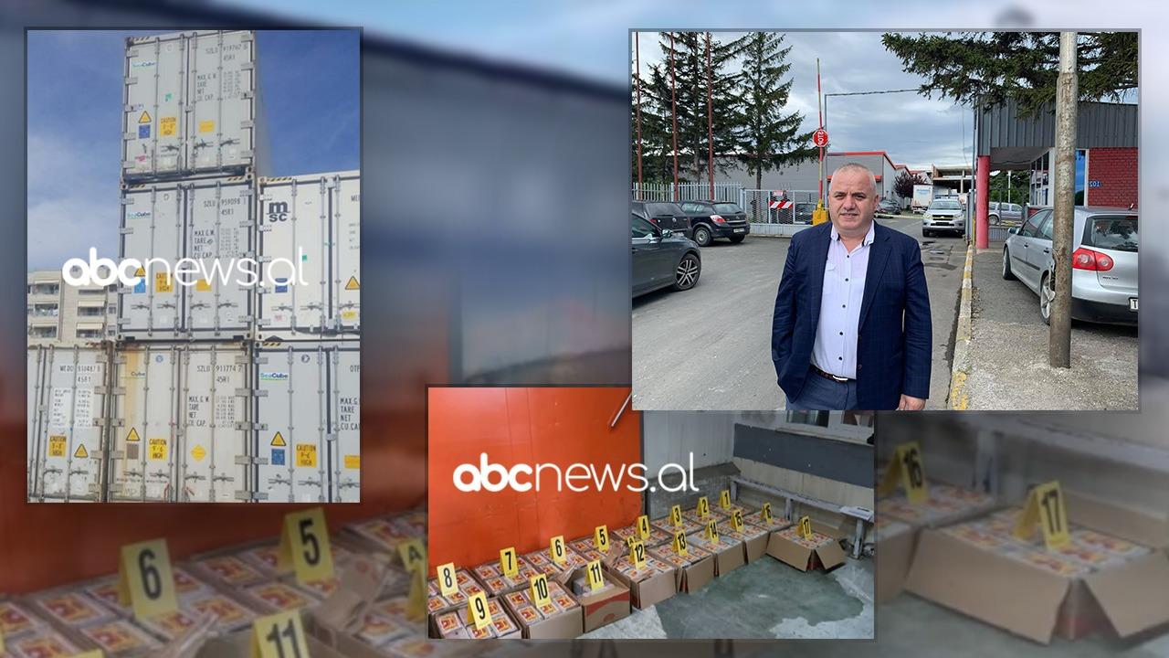 Mbi 400 kg kokainë, Artan Hoxha nxjerr pamjet nga vendngjarja: Po peshohet ende