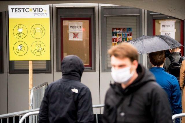Mbi një milion të infektuar në Belgjikë që nga fillimi i pandemisë
