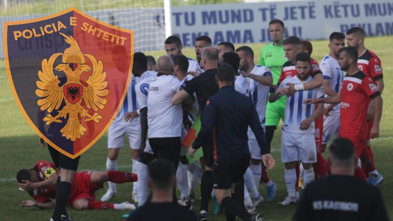 Sherri në Tirana-Kastrioti, arrestohen dy drejtuesit e klubit të Superiores