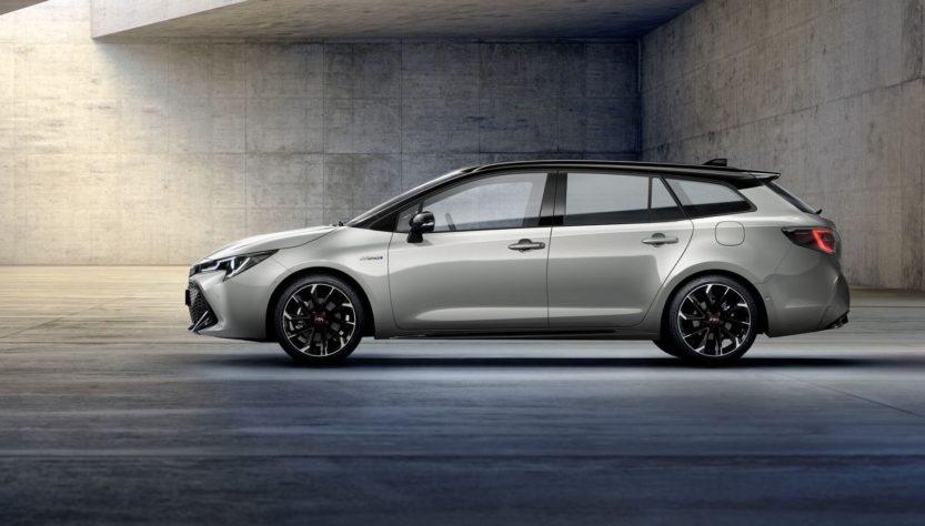 Me një çmim konkurrues, Toyota Corolla Touring tashmë ka një version GR Sport