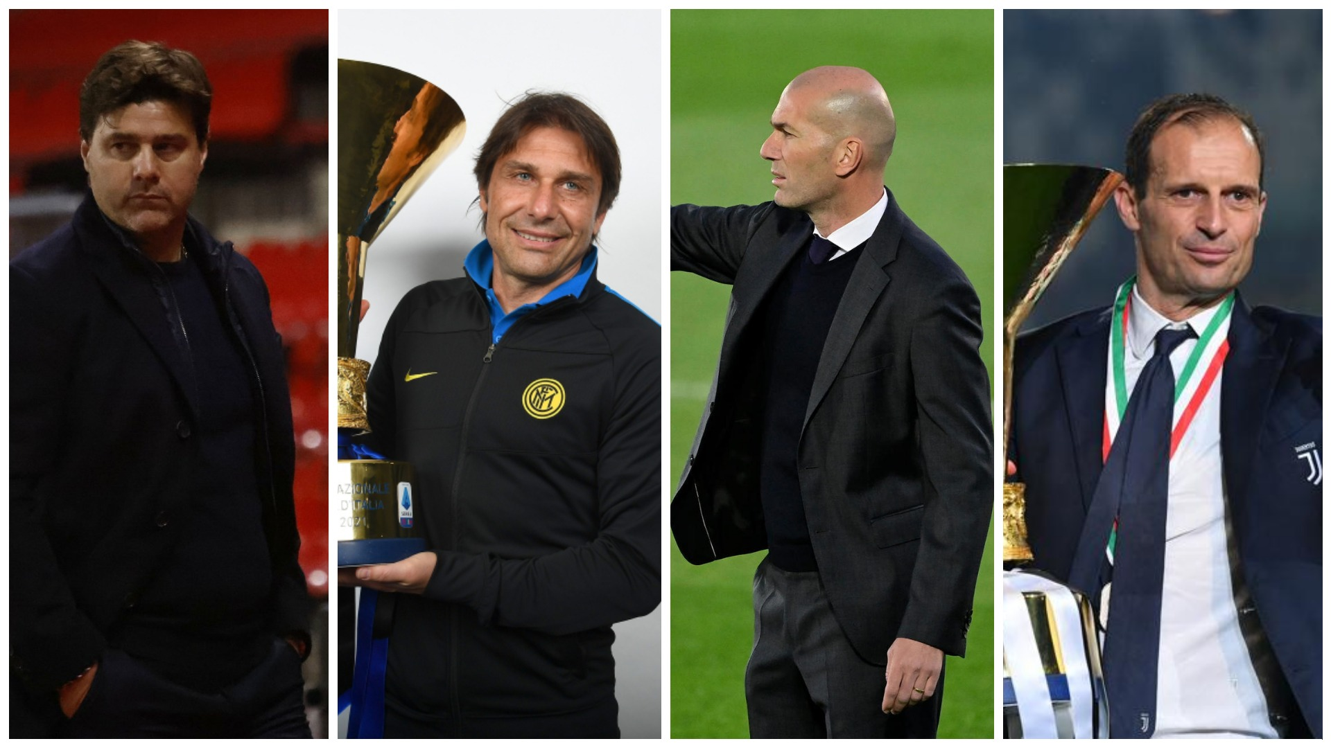 """Merkato """"e çmendur"""" trajnerësh, lëvizjet dhe prapaskenat në gjigantët e Europës"""