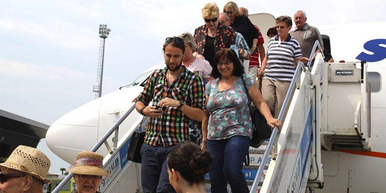 Gjallërohet turizmi në prill, rriten hyrjet e shtetasve të huaj