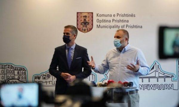 Kryetari i Athinës: Mbështesim liberalizimin e vizave për Kosovën