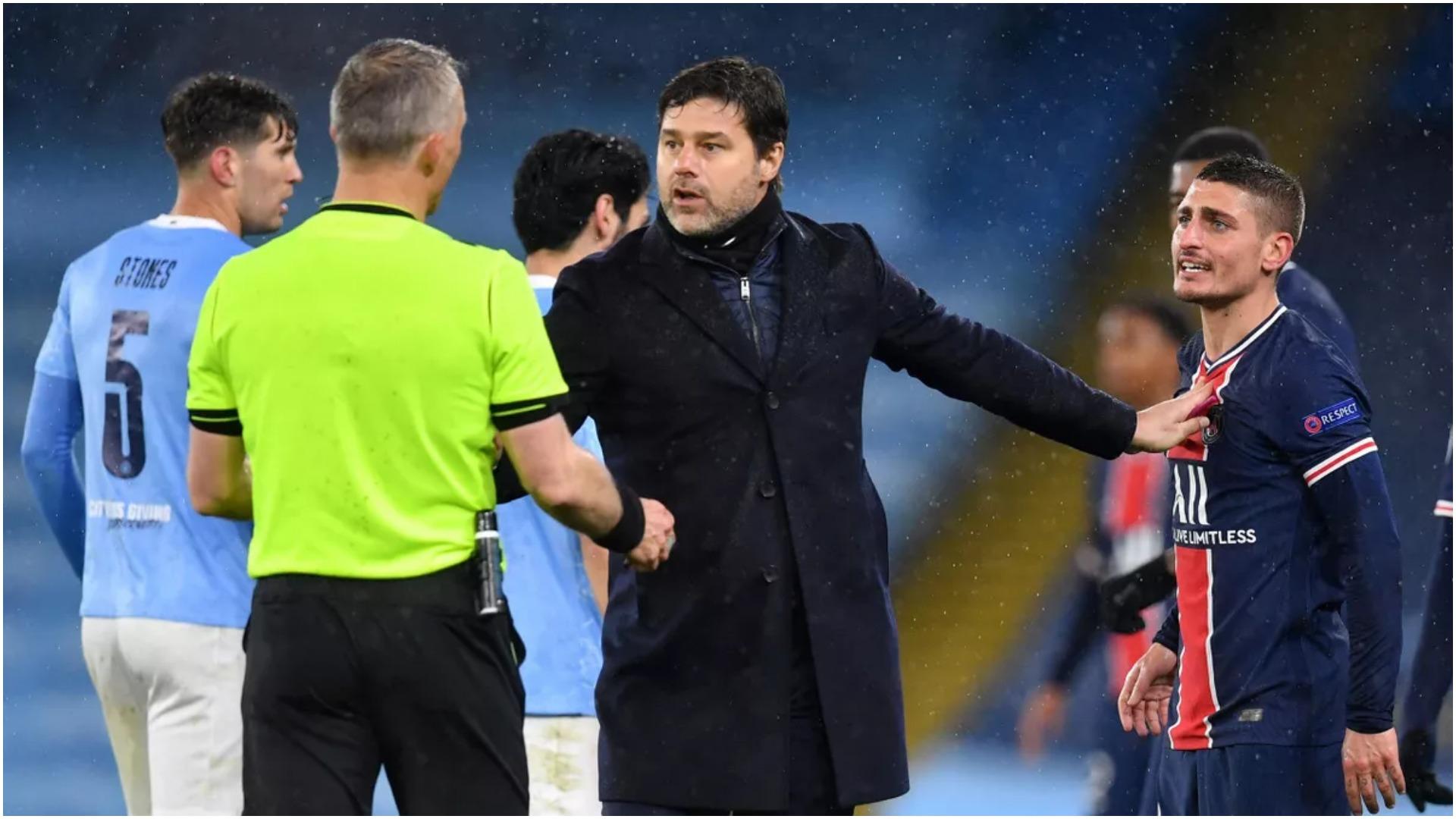 """""""Arbitri më tha """"ik p*rdhu"""", Verrati ndez polemikat pas gjysmëfinales"""