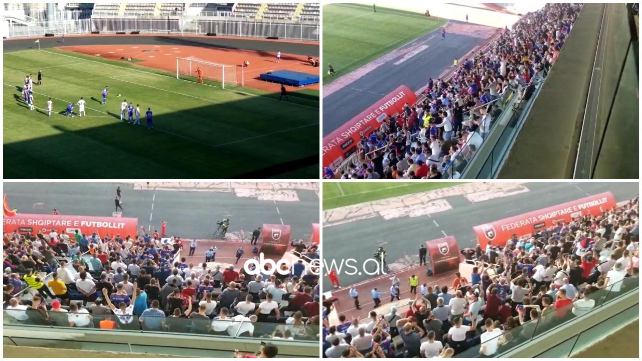 Vllaznia nxjerr në shitje biletat e ndeshjen ndaj Limassol, mund t'i blini edhe online