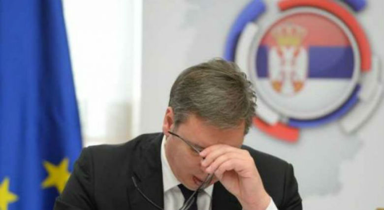 """""""Dhimbje koke"""" për Vuçiç: Zhvilllimi raporteve Prishtinë-Athinë, lajm jo i mirë"""
