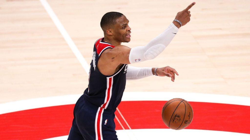 """NBA ka një mbret të ri për """"triple-double"""", Westbrook thyen rekordin 47 vjeçar"""