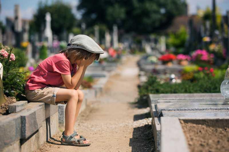 Si të flasim për vdekjen me fëmijët