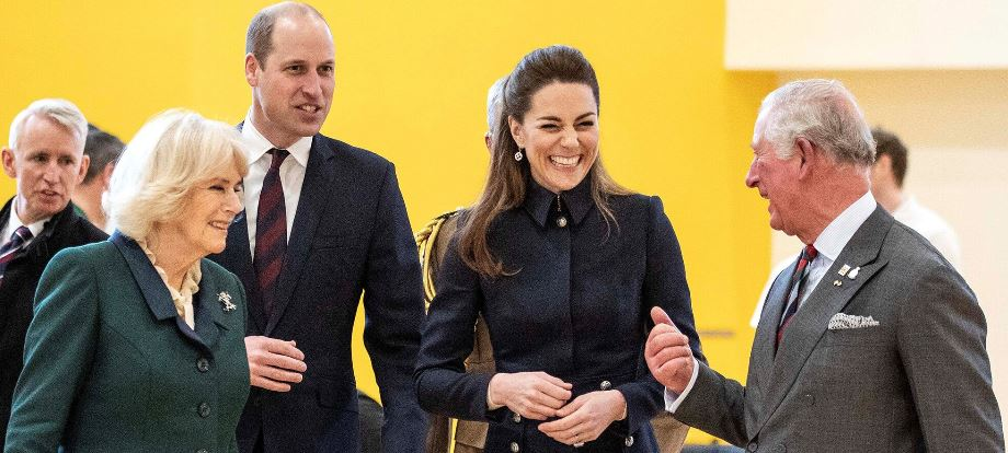 Si e thërret me përkëdheli Kate Middleton vjehrrin